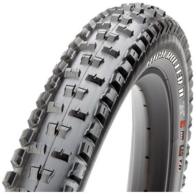 Maxxis HighRoller II+ Folding Tyre TR EXO Dual black